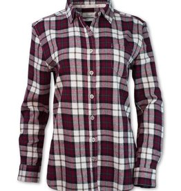 Purnell Purnell Flannel Button Down (W)