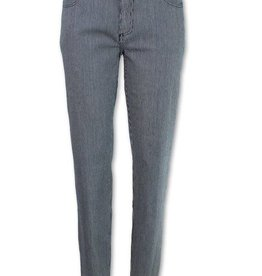 Purnell Purnell Dungaree Stripe Pant (W)