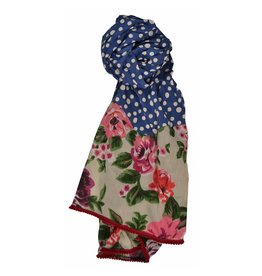 LITTLE JOURNEYS Invode Dolce Dot Scarf