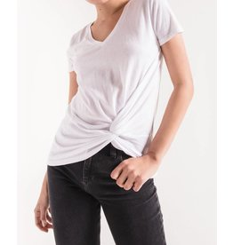 Z SUPPLY SHOP The Twist Front Tee