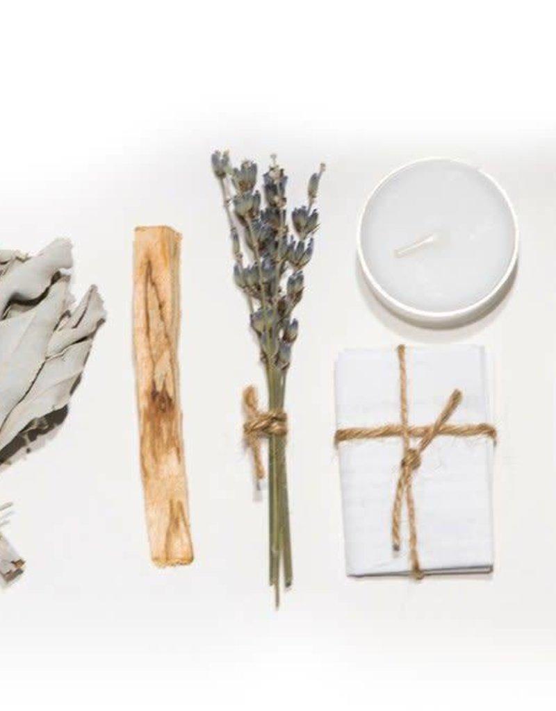 J.SOUTHERN STUDIO Ritual Kit - Energy Cleansing Mini