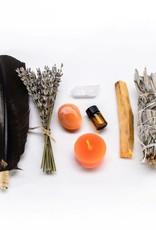 J.SOUTHERN STUDIO Ritual Kit - Happiness & Inspiration