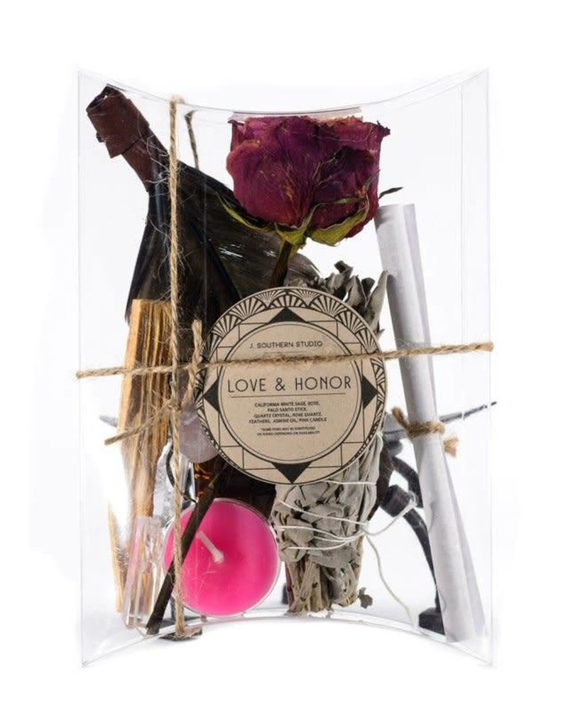 J.SOUTHERN STUDIO Ritual Kit - Love & Honor