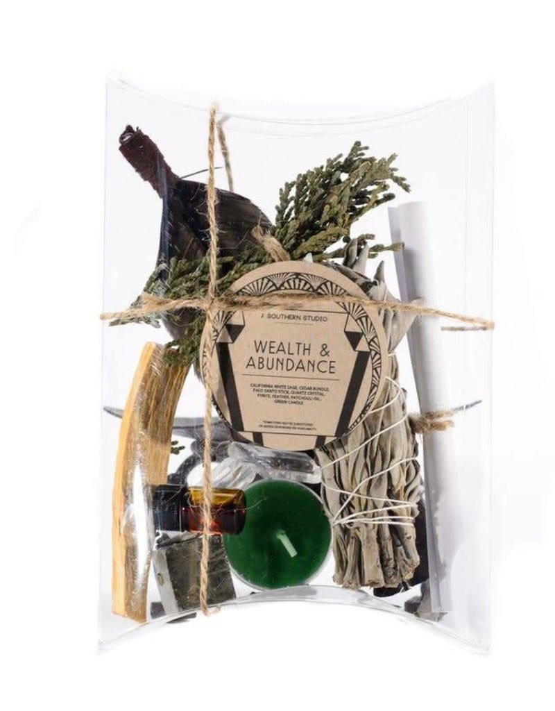 J.SOUTHERN STUDIO Ritual Kit - Wealth & Abundance
