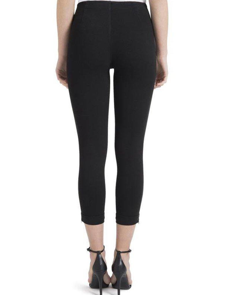 LYSSE Denim Cuffed Crop Pants