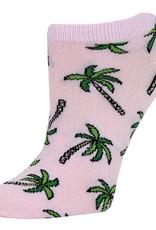 SOCKART Palm Tree/Flamingo Socks 4 Pair