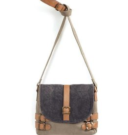 MONA B Buckled Up Crossbody