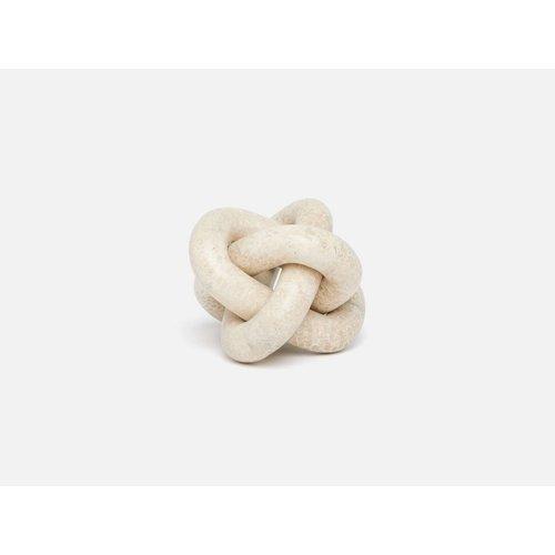 Stone Knot in Cream