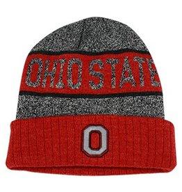 Top of the World Ohio State University Below Zero II Cuffed Knit Hat