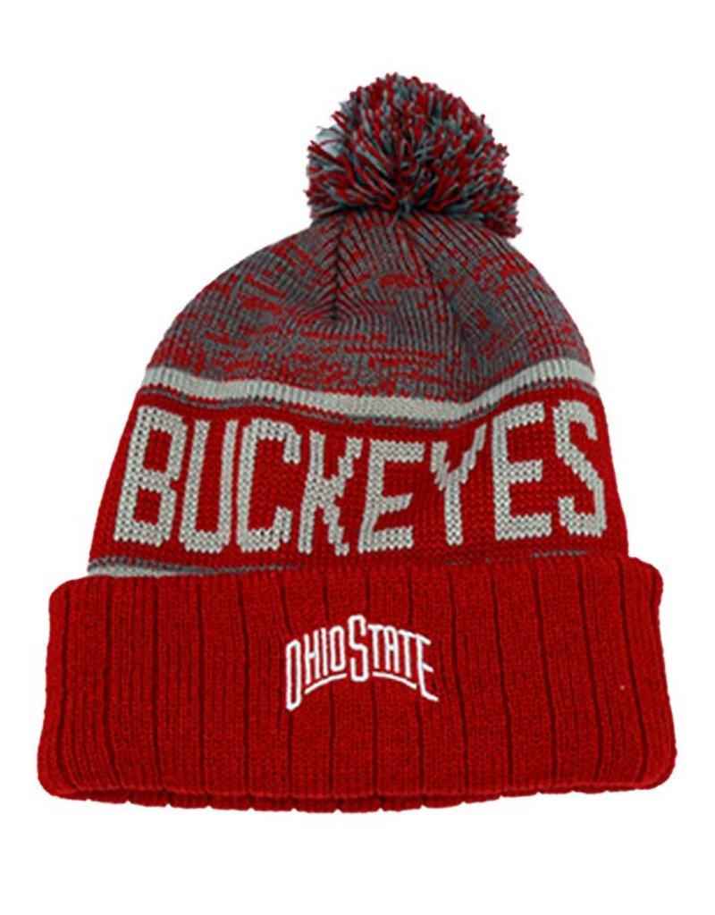 Top of the World Ohio State University Acid Rain Knit Hat