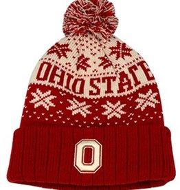 Ohio State University Subarctic Cuffed Knit
