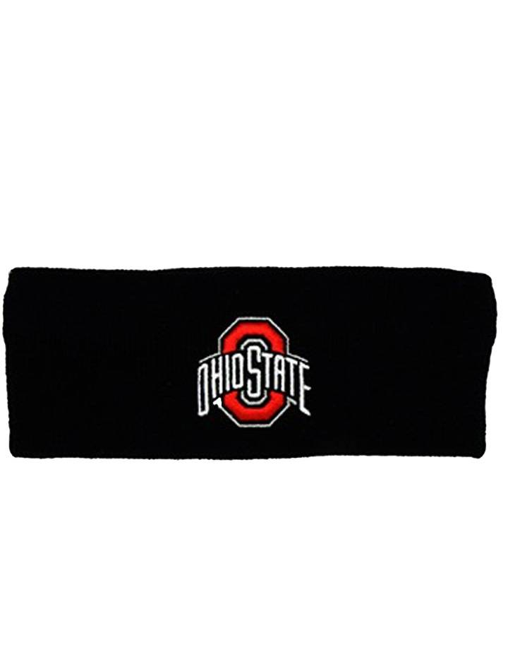 Ohio State University Athletic O Black Headband