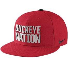 Nike Ohio State University Buckeye Nation True Cap