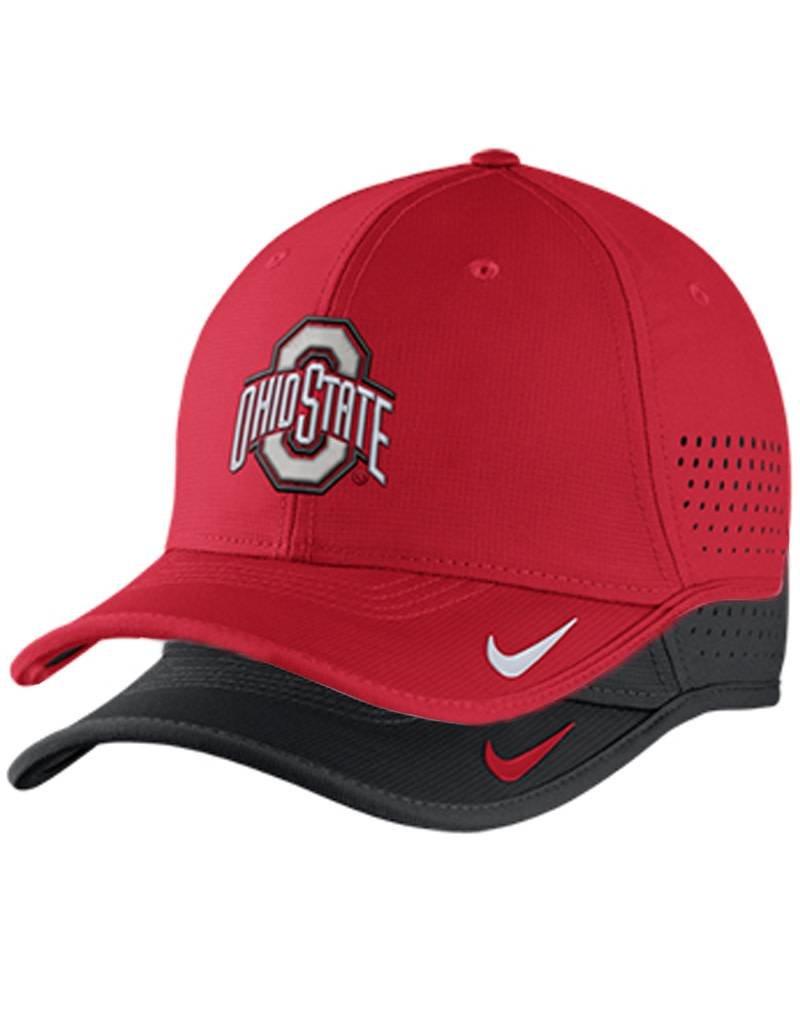 Nike Ohio State University Sideline Coaches Cap