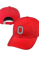 Top of the World Ohio State University Block O Crew Hat