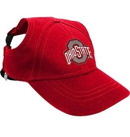 Ohio State University Pet Baseball Hat