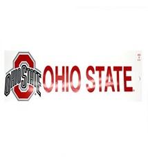 "Ohio State University ""Athletic O Ohio State"" Bumper Sticker"