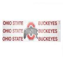 "Ohio State University ""Ohio State Buckeyes"" Bumper Sticker"