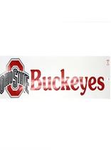 Ohio State University Athletic O Buckeyes Bumper Sticker