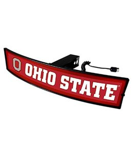 Ohio State University Light Up Hitch Cover