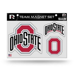 Ohio State University Team Magnet Set