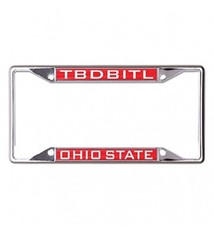 Wincraft Ohio State University TBDBITL License Plate Frame