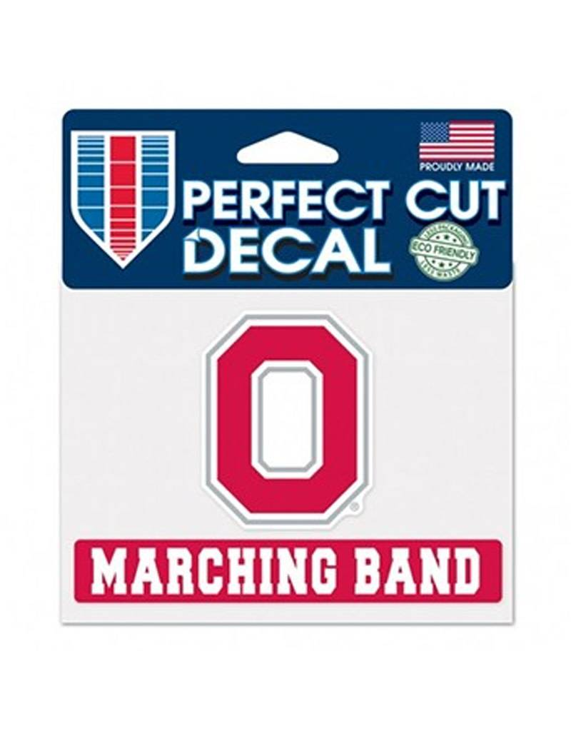 "Wincraft Ohio State University 4.5"" x 5.75"" Marching Band Decal"