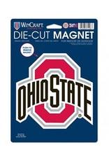 Wincraft Ohio State University 6x6 Die Cut Logo Magnet