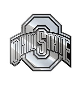 Ohio State University Metal Emblem