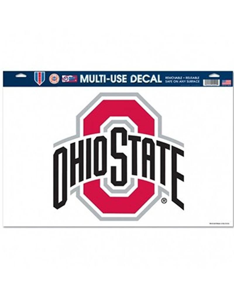 Wincraft Ohio State University 11x17 Athletic O Multi-Use Decal
