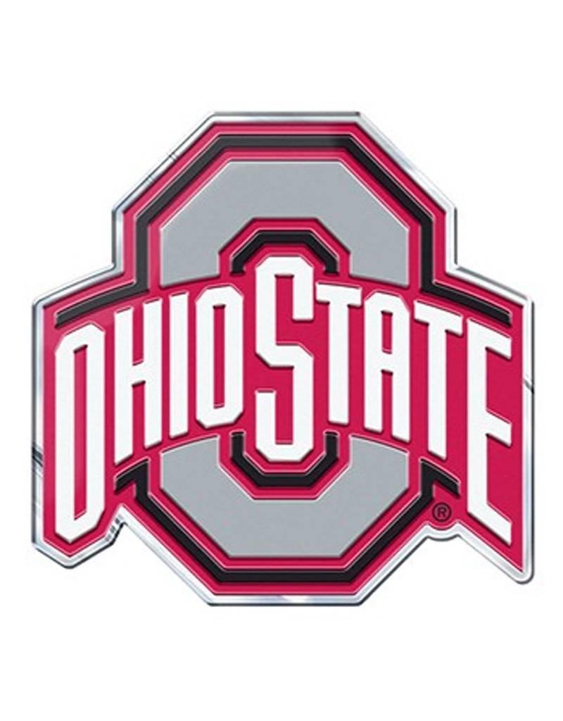 Ohio State University Color Emblem