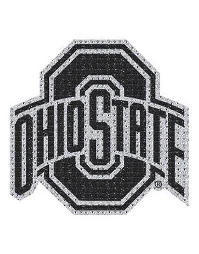 Ohio State University Bling Emblem