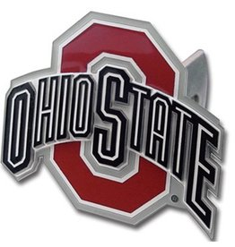 Ohio State University Team Trailer Hitch Cover