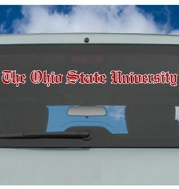 The Ohio State University Xstatic Cling