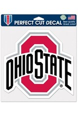 Wincraft Ohio State University Wincraft Licensed Full Color Athletic O Die Cut Decal
