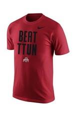 Nike Ohio State University Beat TTUN Tee
