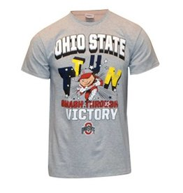 Ohio State University TTUN Smash Through Victory Tee