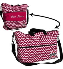 Ohio State University Expandable Tote