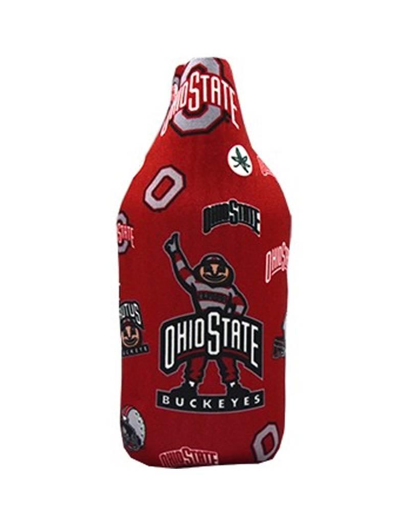 Ohio State University Bottle Brutus Koozie