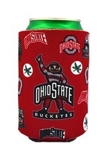 Ohio State University Brutus Can Koozie