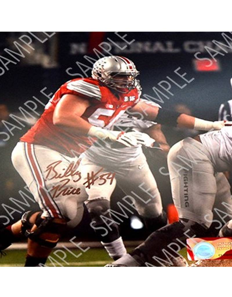 Billy Price 8x10 Autograph Photo