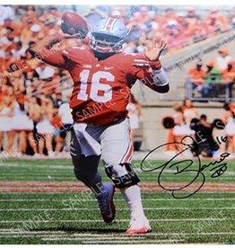 J.T. Barrett 16x20 Autograph Photo