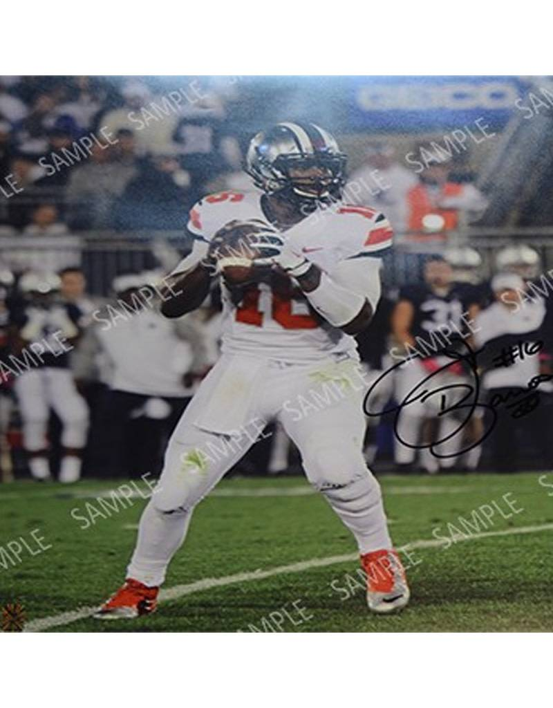 J.T. Barrett 16x20 Autograph Photo