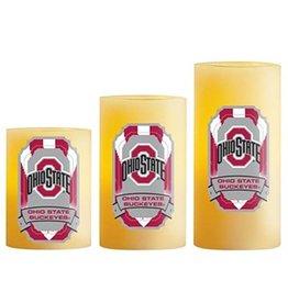 Ohio State University LED Candle Light Set