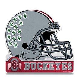 Ohio State University Helmet Shape Pennant