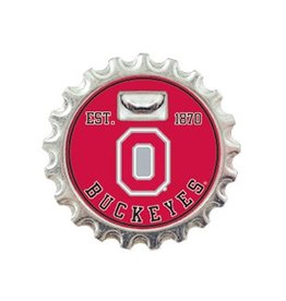 Ohio State University Magnet Bottle Opener