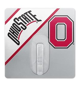 "Ohio State University Reusable Wall Hook 3.75""x3.75"""
