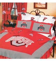 Ohio State University Full Size Comforter Set