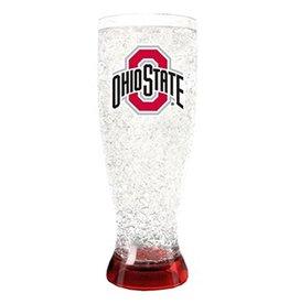 Duckhouse Ohio State University 16 oz Pilsner Freezer Mug