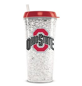 Ohio State University Crystal Freezer Tumbler